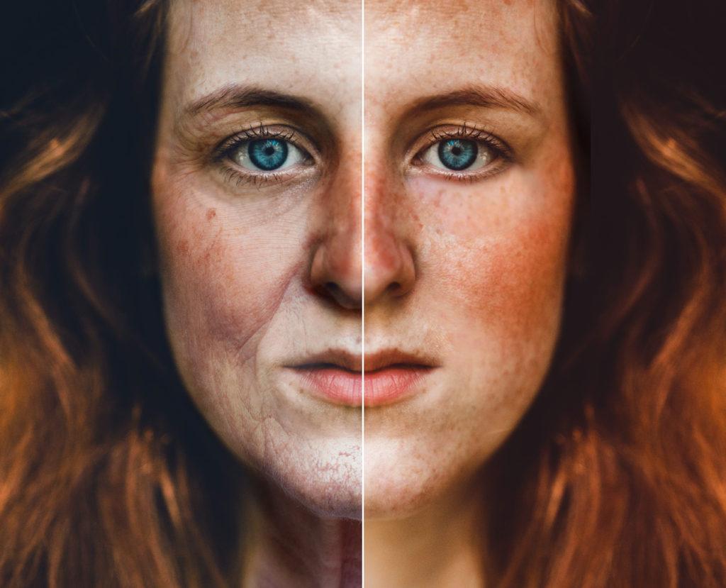 anti-wrinkle effect
