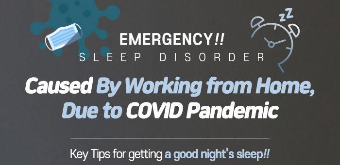 Sleep Disorder due to corona virus