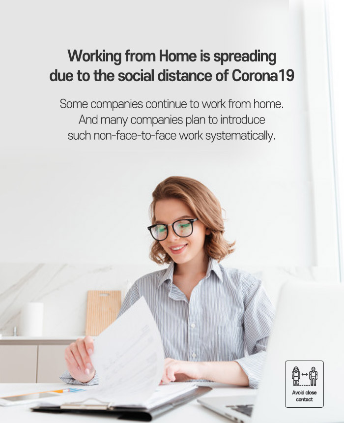 Covid19 work from home