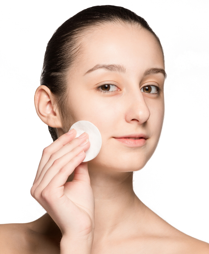 Care for oil and moisture balance
