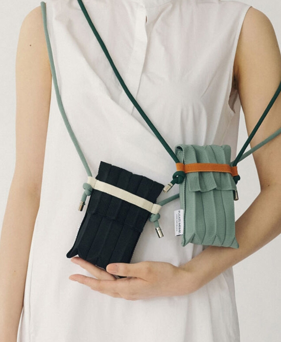 Fashion trends changed by the influence of pandemic : small cross-bags