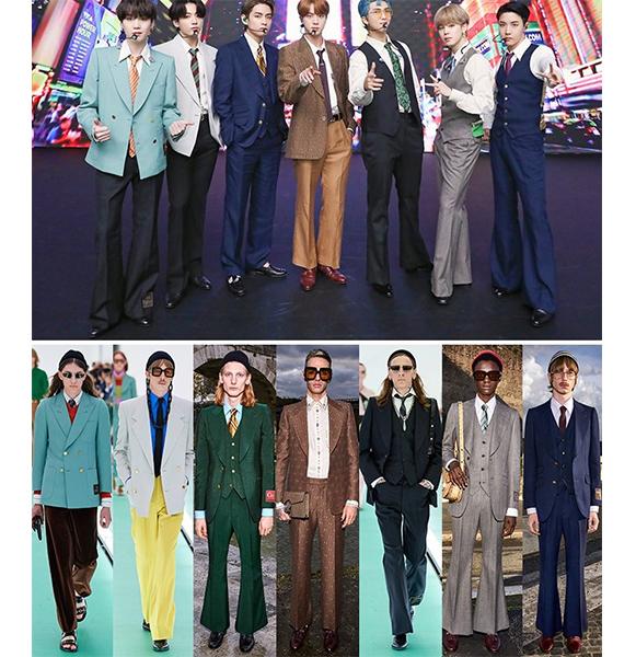 BTS 'Dynamite' Fashion Review