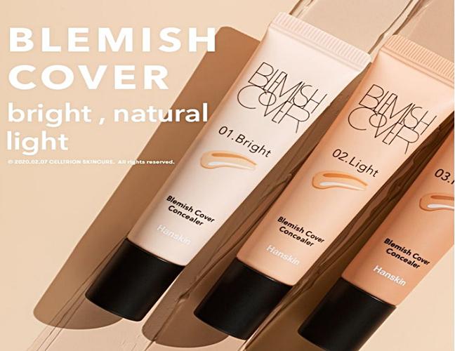 HANSKIN blemish Cover Concealer