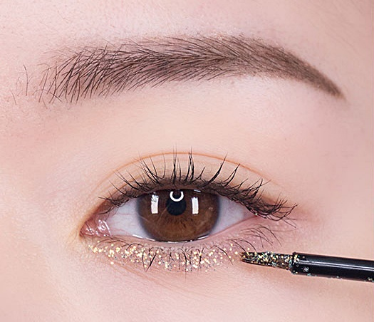 innisfree Twinkle Glitter 2 Eyeshadow, 0.1 oz (2.7 g)